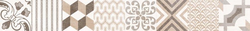 1505-0105 Бордюр настенный Дюна 5x40 фантазия