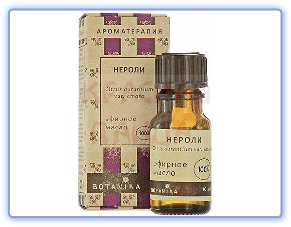 Эфирное масло Нероли Botavikos