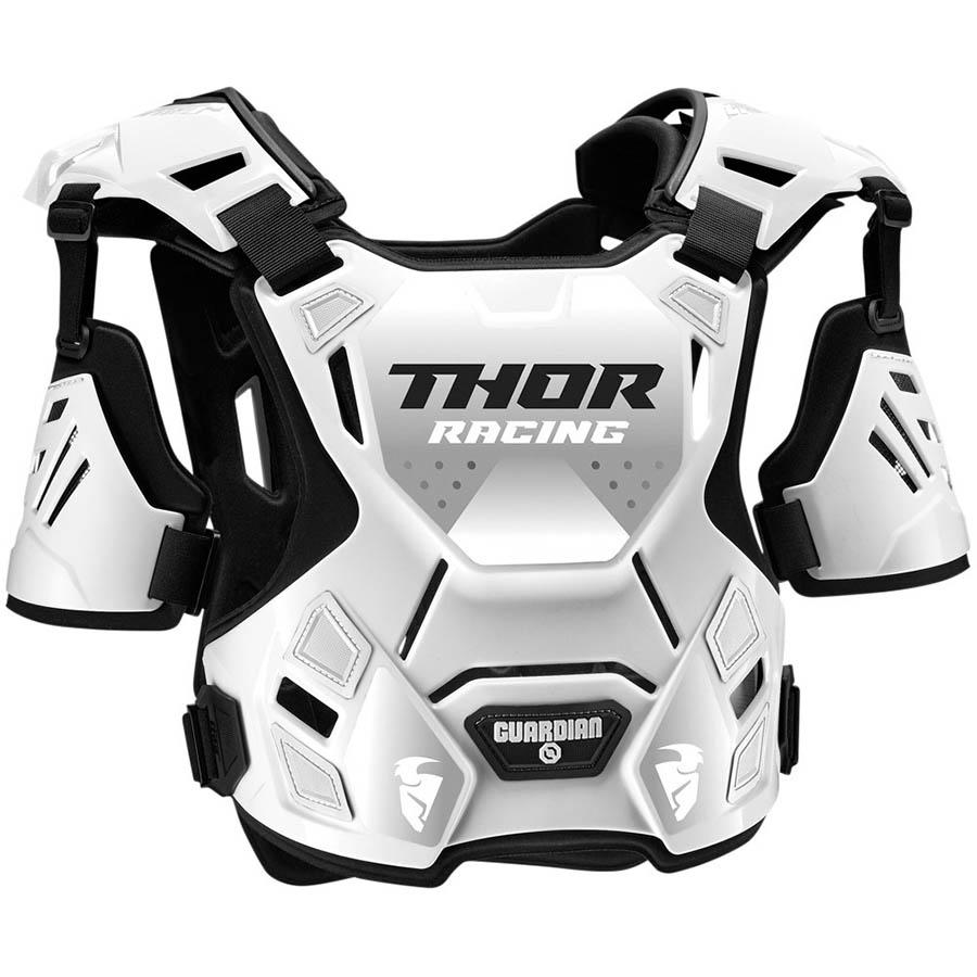 Thor Guardian White защитный жилет, белый