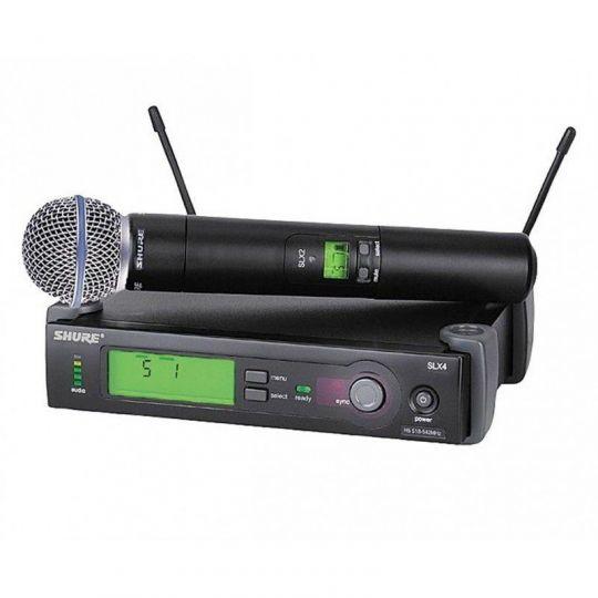Микрофон Shure SLX24E/B58