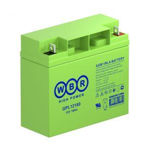 Аккумулятор WBR GPL12180