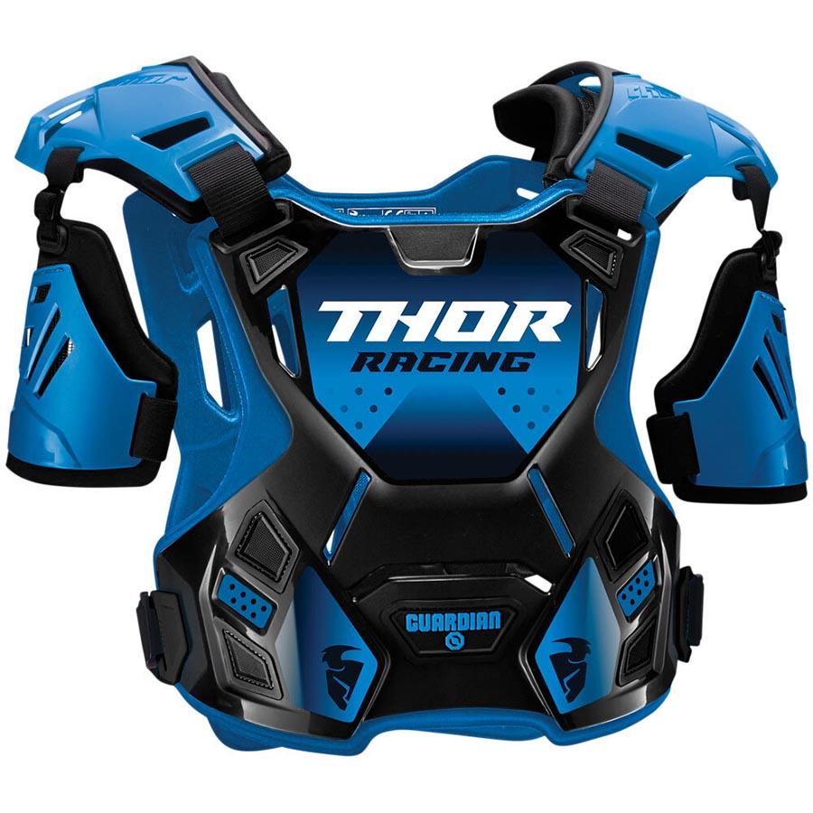 Thor Guardian Blue/Black защитный жилет, сине-черный