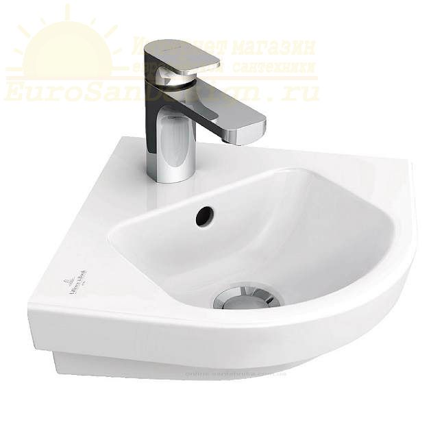 Подвесная раковина Villeroy&Boch Verity Design 5319 32 01 32x32 ФОТО