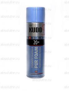 Пена монтажная KUPH06U20+ бытовая KUDO HOME всесезонная