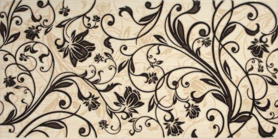 1641-0056 Настенная плитка Кураж 20х40 декор 3