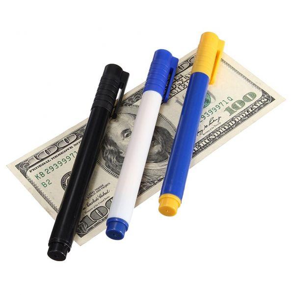 Маркер для проверки денег Banknote tester pen