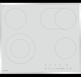 Стеклокерамическая варочная панель Premium  GRAUDE EK 60.2 WF
