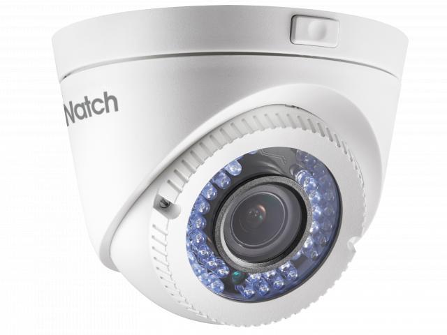 HD-TVI видеокамера HiWatch DS-T209P