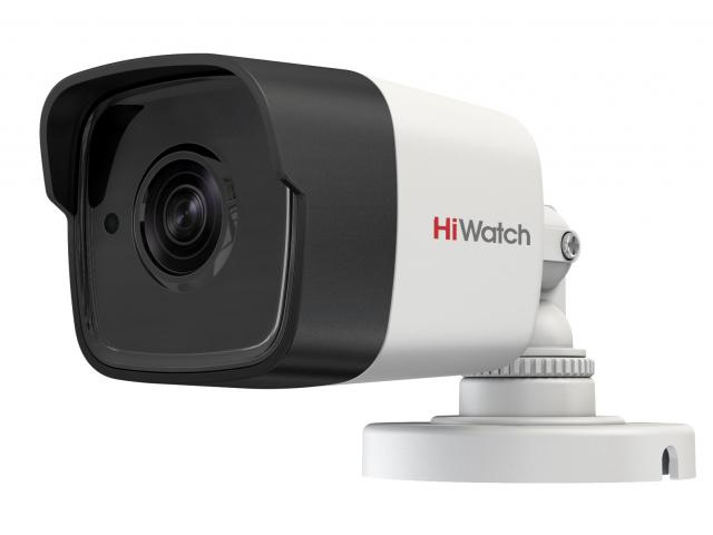 HD-TVI видеокамера HiWatch DS-T500P