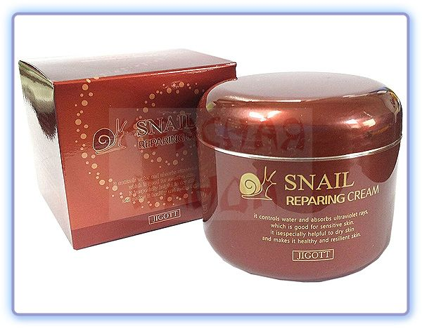 Jigott Snail Repair Cream