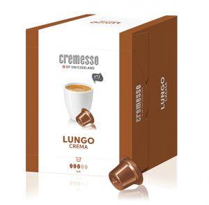 Капсулы Cremesso Crema (49 капсул)
