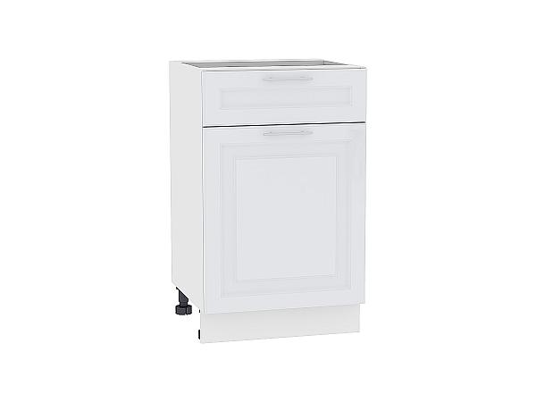 Шкаф нижний Ницца Royal Н501 (Blanco)