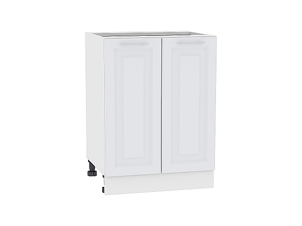 Шкаф нижний Ницца Royal Н600 (Blanco)