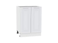 Шкаф нижний с 2-мя дверцами Ницца Royal Н600 в цвете Blanco