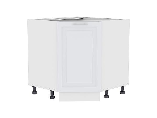 Шкаф нижний угловой Ницца Royal НУ890 (Blanco)
