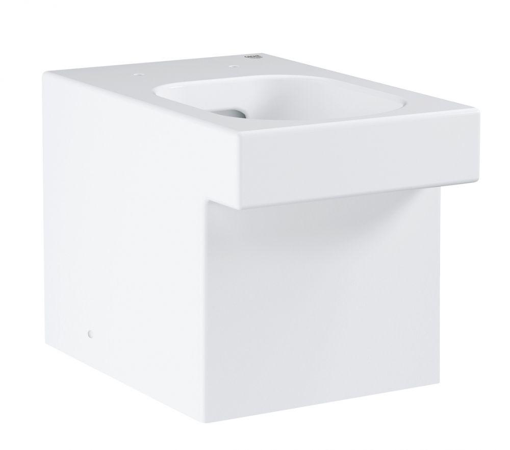 Grohe Cube Ceramic напольный пристенный унитаз 3948500H ФОТО