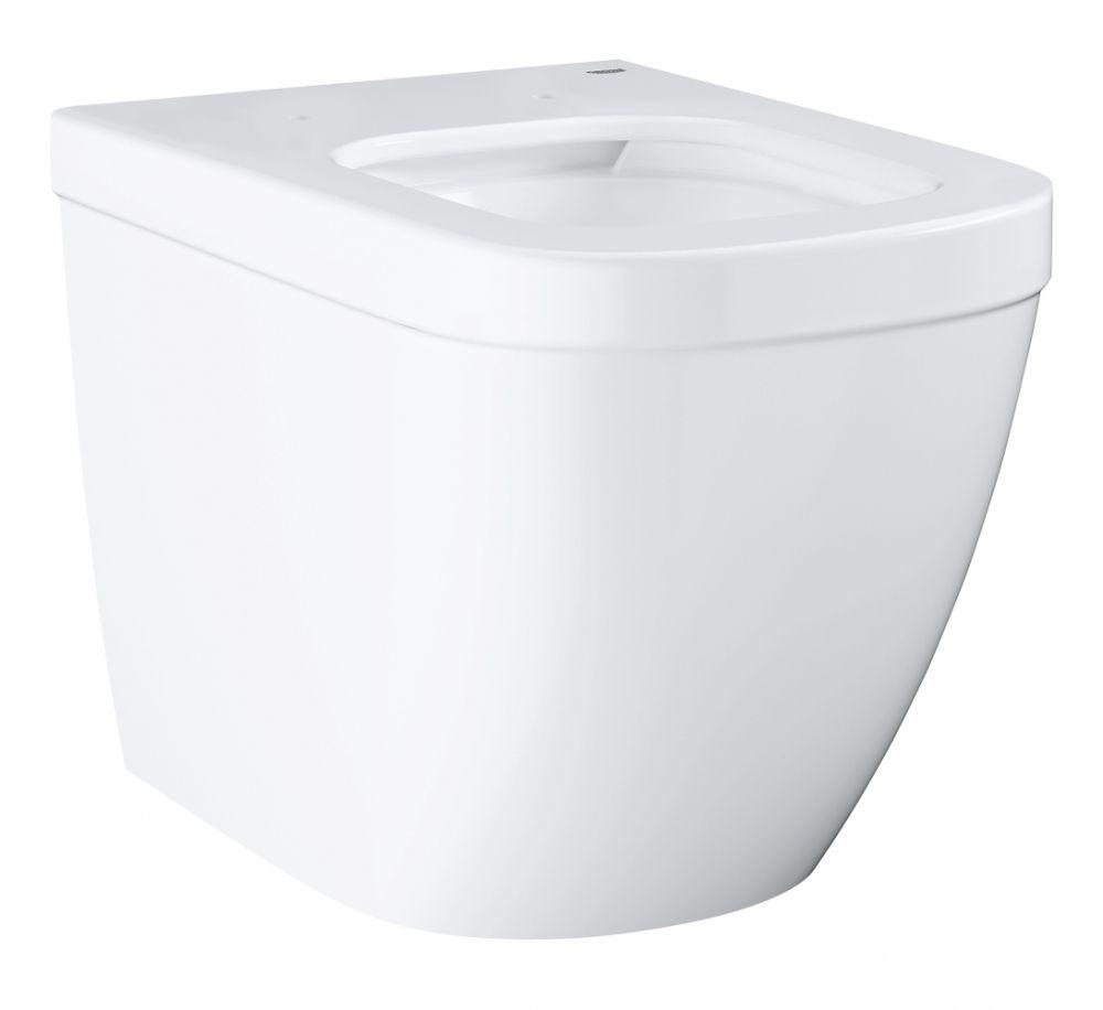 Grohe Euro Ceramic напольный пристенный унитаз 39339000 ФОТО