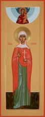 Икона Васса Алонская мученица