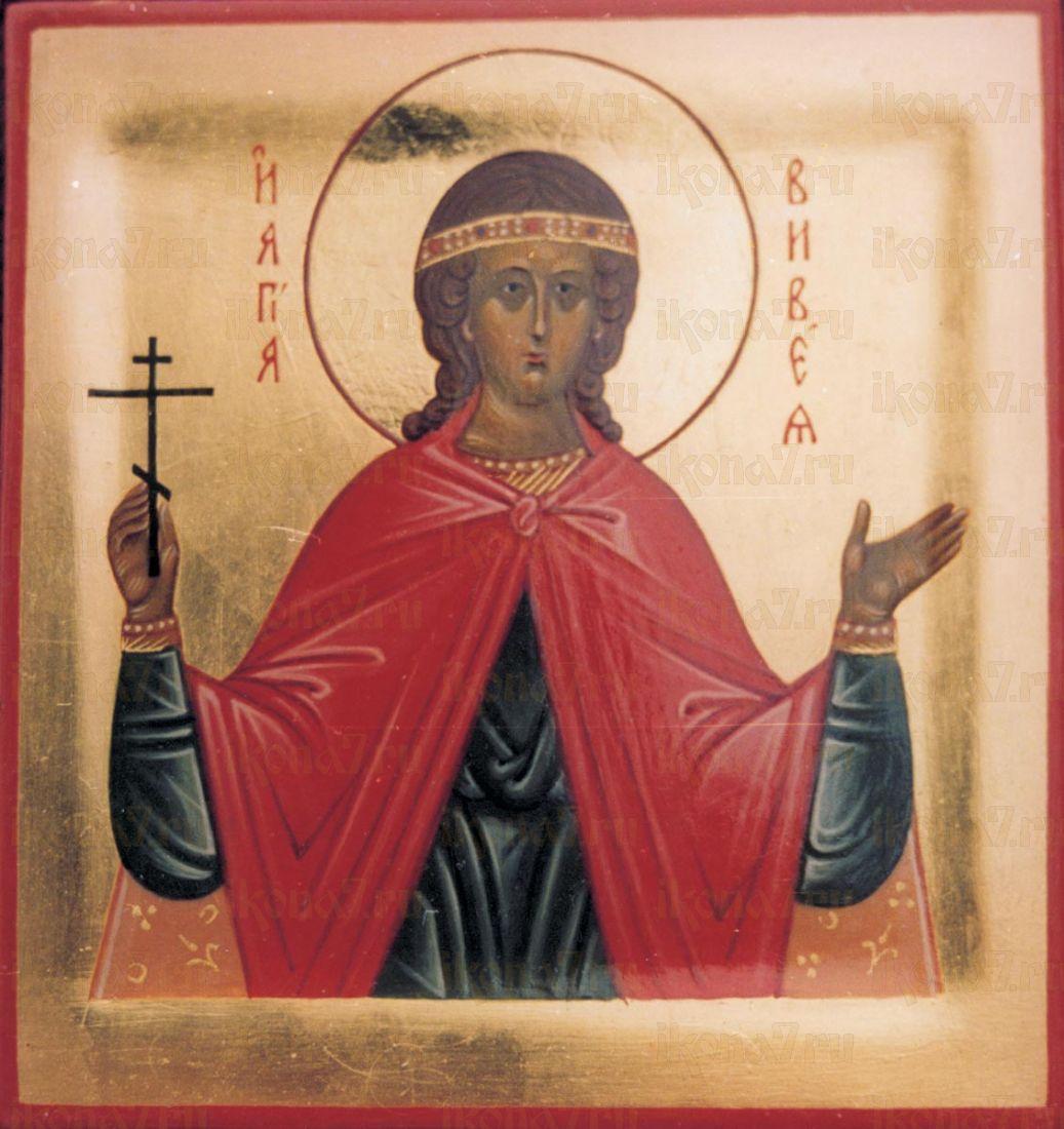 Икона Вевея Едесская мученица