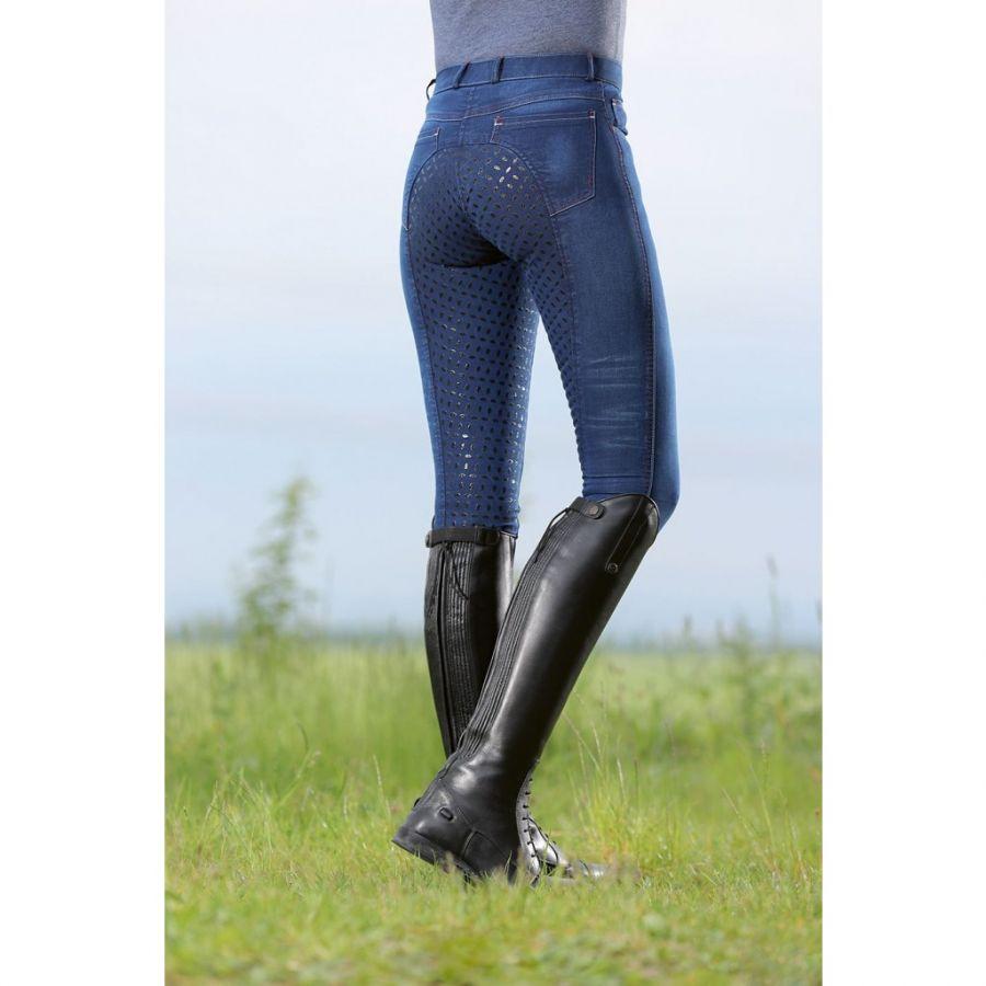 джинсовые бриджи -Summer Denim Easy- Детские и женские HKM
