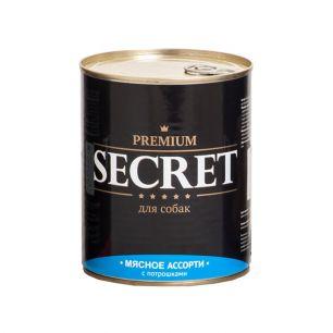 SECRET Premium Мясное ассорти с потрошками