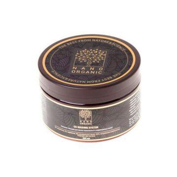 Нано Органик - Ковошинг для окрашенных и поврежденных волос, 300мл