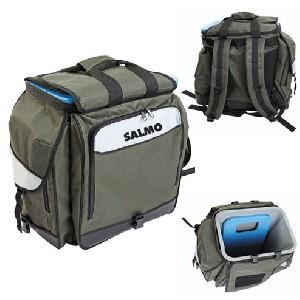 Ящик рюкзак рыболовный зимний SALMO H-2061