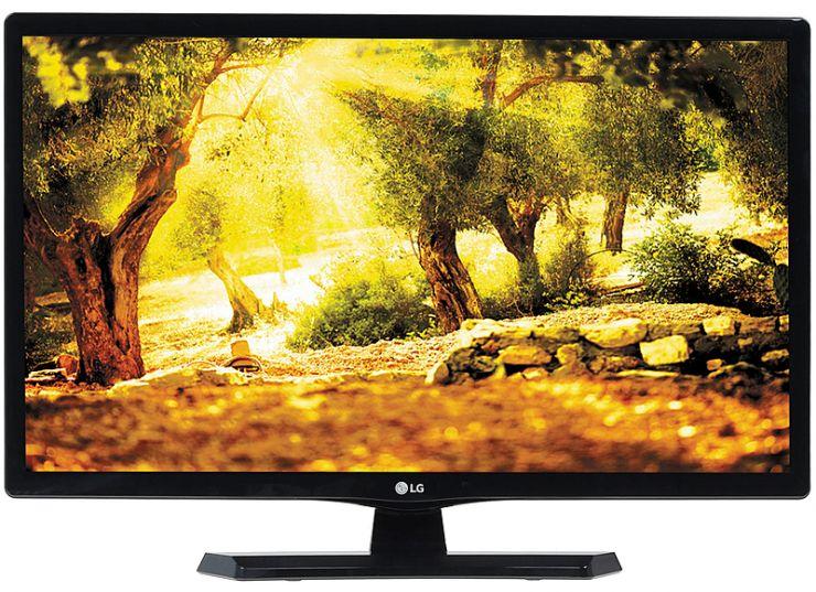 """Телевизор 24"""" LG LED 24TK410V-PZ: 1366x768, 178°/178°, 10 Вт, DVB-T/T2/C/S2, HD"""
