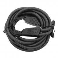 Ремень для стяжки груза Vehicle Luggage Rope (цвет чёрный)_4