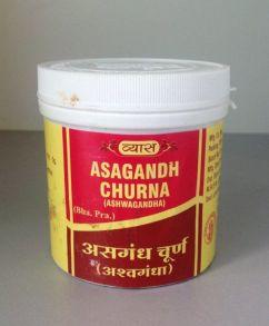 Ашваганда чурна (Ashwagandha Churna Vyas) 100 гр
