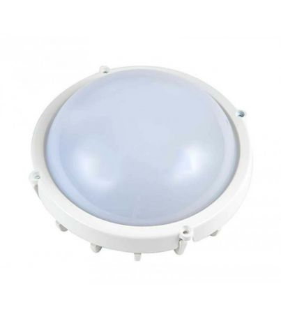 LED светильник банный 12Вт IP65 дневной свет