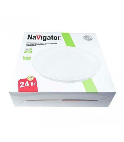 LED светильник накладной 24Вт белый свет NBL-R1-24-4K-IP20-LED