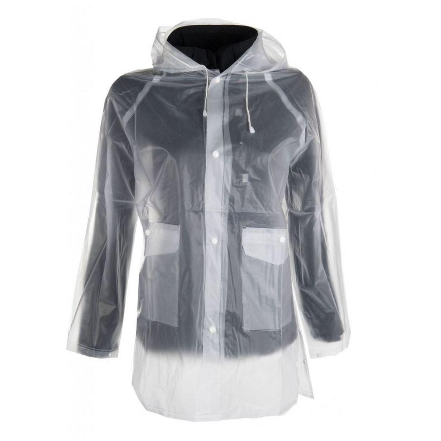 Дождевик, прозрачный от 140 см  до XXXXL - HKM