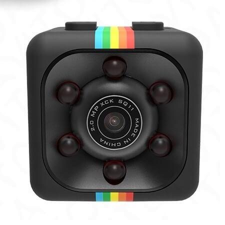 Видеокамера Sports HD DV SQ11, мини