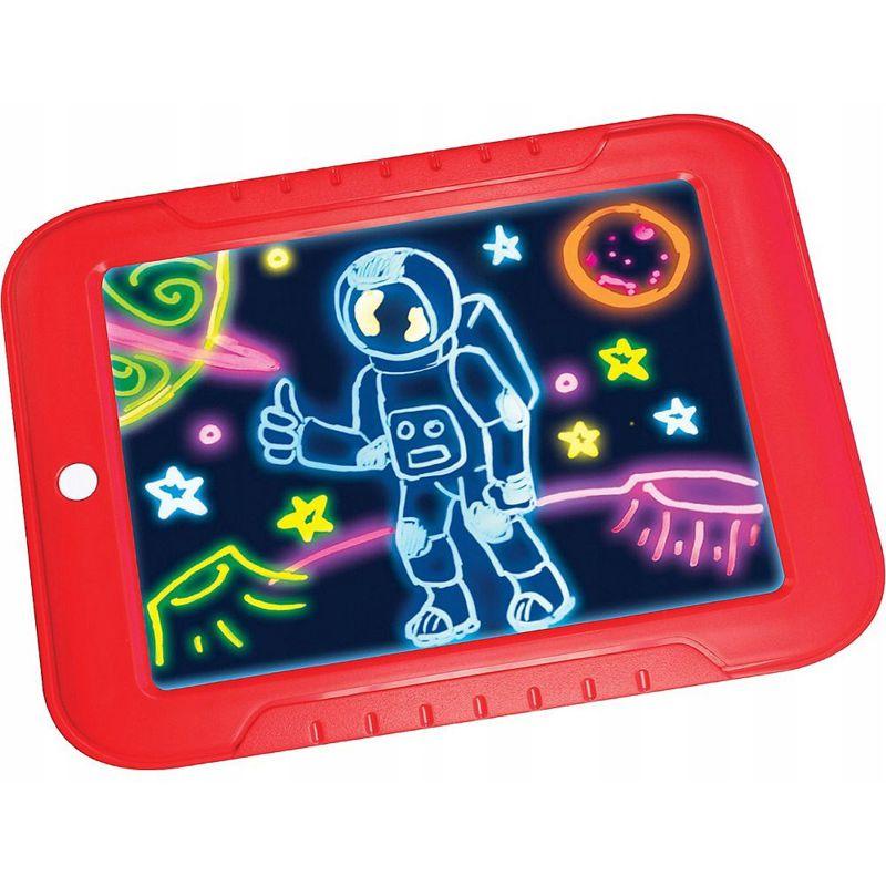 Планшет Для Рисования Magic Pad (цвет красный)