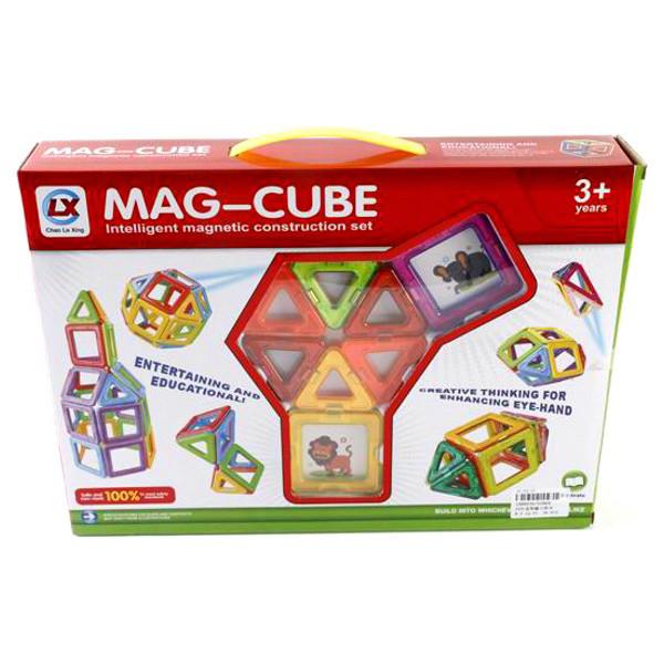 Магнитный конструктор Mag-Cube 36 элементов