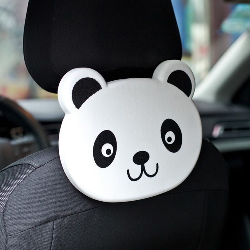 Детский Столик Для Подголовника Автомобиля Cartoon Car Tray Table, Панда