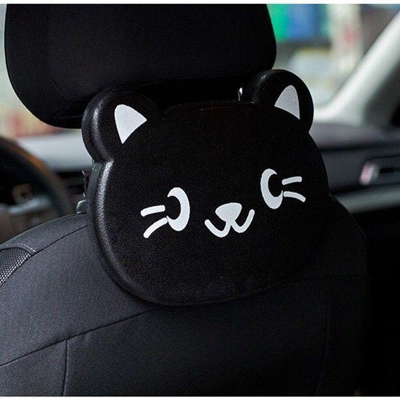 Детский Столик Для Подголовника Автомобиля Cartoon Car Tray Table, Котик