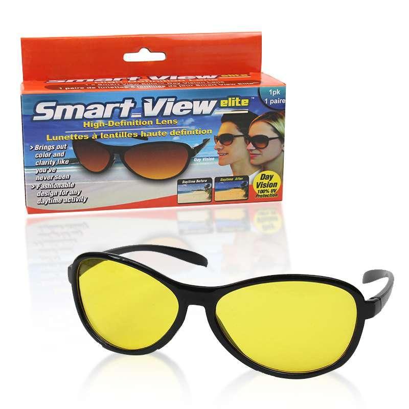 Очки для водителей поляризационные Smart View