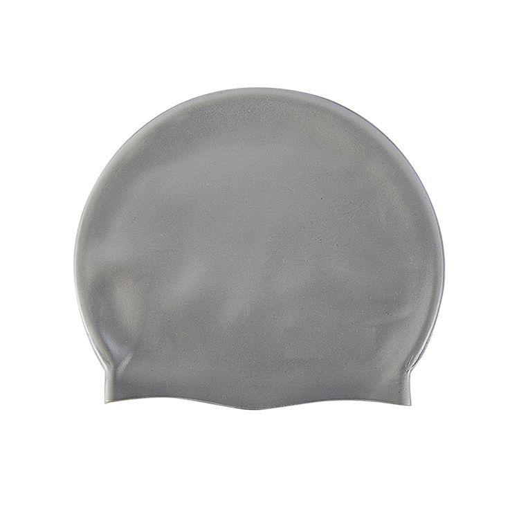 Силиконовая Шапочка Для Плавания Afiter, Цвет Серый