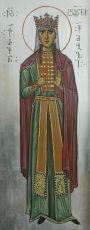 Икона Кетевана Кахетинская великомученица