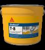 Эластичный Полиуретановый Клей для Водонепроницаемых Напольных Покрытий 10л Бежевый Sika SikaBond-T8