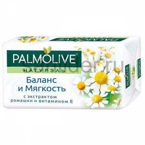 Палмолив мыло Натурэль Баланс и Мягкость с экстр.ромаш.и вит.Е 90г /72