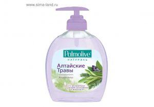 Палмолив Жид.мыло Алтайские Травы 300мл 0096
