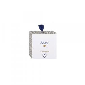 ПН DOVE с любовью для Вас (крем питательн 75мл+мыла 100г)