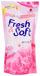Кондиционер д/белья Essence Fresh & Soft 600 мл Red Rose м/у CJ LION /24