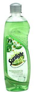 Гель д/мытья посуды Sunlight Зеленый чай 400мл