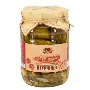 """Огурчики консервированные """"Сыта Загора"""" 720 мл ст/б"""