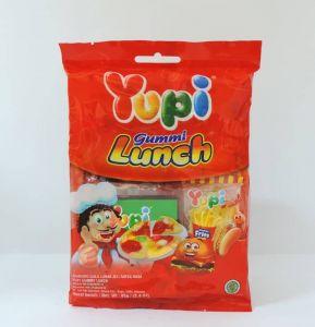 Жевательные конфеты Yupi Gummy Lunch 95г