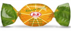 Карамель Капля лета с фрукт. нач. Апельсин